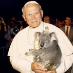 St John Paul II in Australia