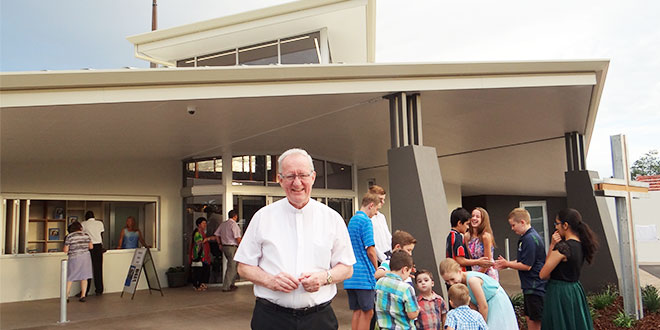 Sunnybank church expansion complete for Christmas Masses