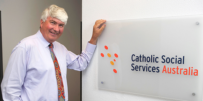 'Meddling priest' to CEO: Fr Frank Brennan seeking dignity for the poorest and marginalised