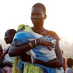 Brisbane priest leads prayer for millions facing starvation in native home South Sudan
