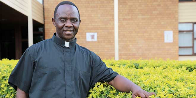 Father Stephen Kumyangi