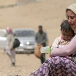 Ora's heart goes out to refugees in war-torn country