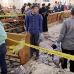 Deadly bombing in Coptic Orthodox church