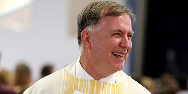 Fr Mick Lowcock