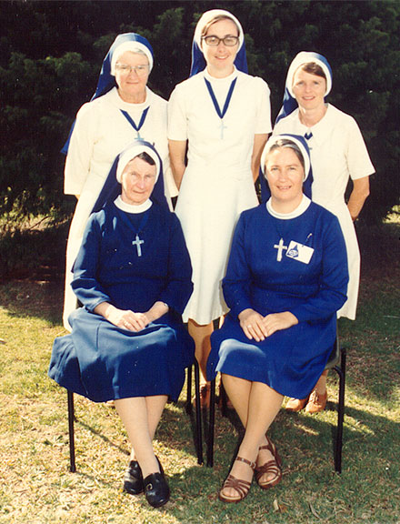 Good Samaritan Sisters in the 1980s