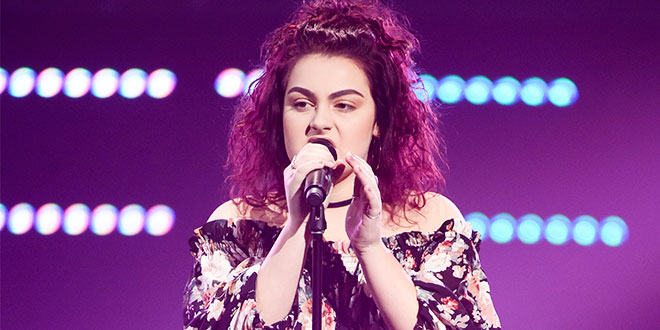 Ruby Jo on The Voice