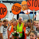 Lollipop lady retiring