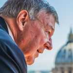 Cardinal Pell in the Vatican