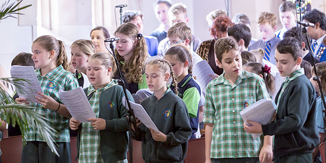 Catholic School Choir