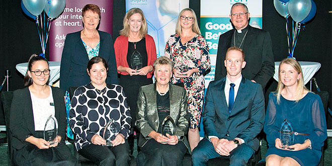 Leading Brisbane catholic education teachers honoured with awards