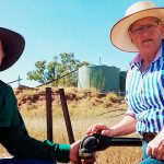 Farming couple fight hard to keep miners including Adani off their land