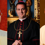 Three Ordinariate leaders