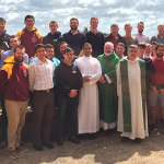 Seminarians, priests and young men discerning
