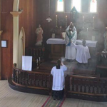 Is there a Latin Mass revival in Brisbane's country towns?