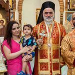 Syrian refugee Murhaf was ordained a sub-deacon