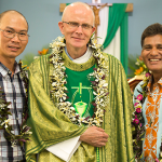 Leader of largest missionary congregation says multicultural parishes will change the world during Brisbane visit