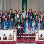 Indigenous students graduate with Mass in Toowoomba's Cathedral