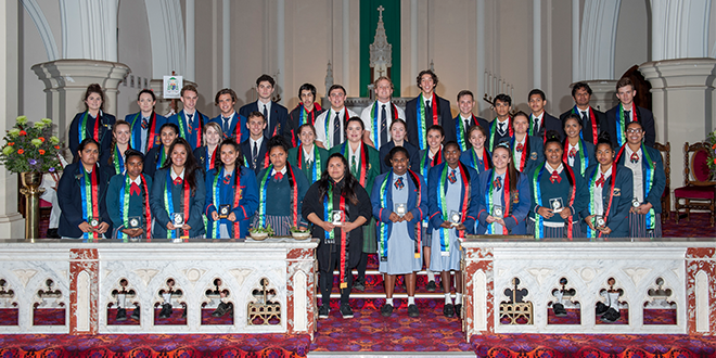 Indigenous students graduate in Tooowoomba