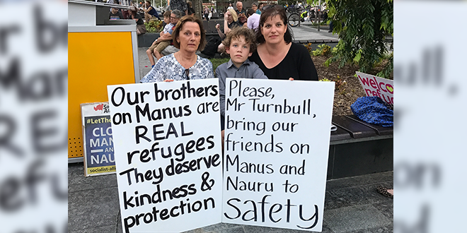 Australian bishops urge action over 600 asylum seekers fearing for their life on Manus