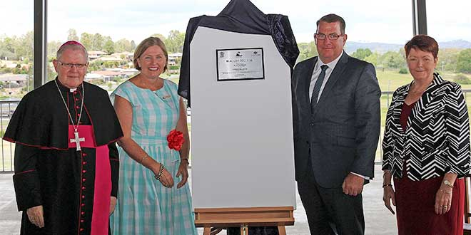 Scenic Rim's first Catholic secondary school officially open
