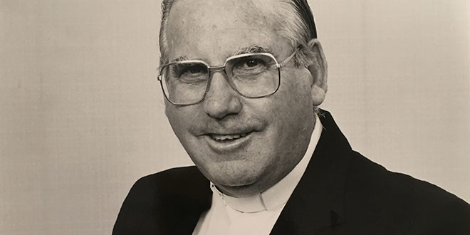 Bishop John Gerry