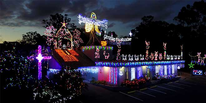 Christmas competition win puts stunning Chermside church up in ...