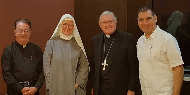 New contemplative religious order considers setting up convent in Brisbane