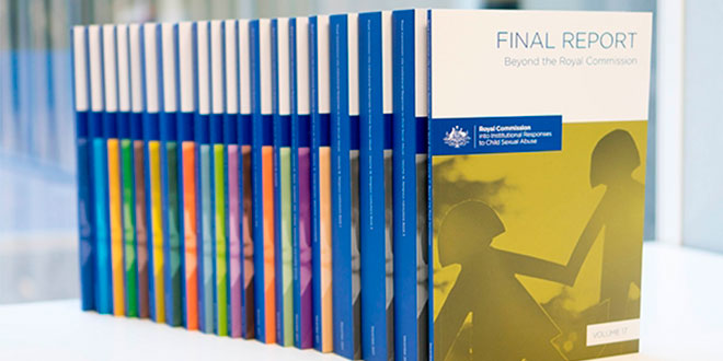 The Royal Commission's final report