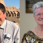 Catholic doctors Dr Terry Kent and Dr Alison Bignell