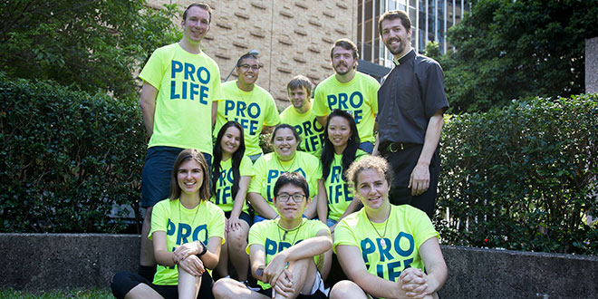 Moments of suffering leads young pro-lifers on 1500km walk through eastern Australia
