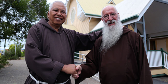 Departing Capuchin pastor wants more lay leadership