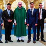 New seminarians for 2018