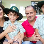 Syrian refugee family who were followed by death find happiness in Brisbane