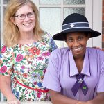 Ethiopian adoptee returns to African nation to give $1000 to religious sisters that cared for her as a baby