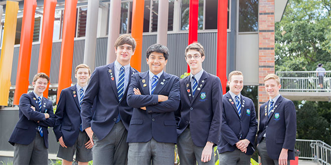 High school dream now reality with senior classes open at Ambrose Treacy College