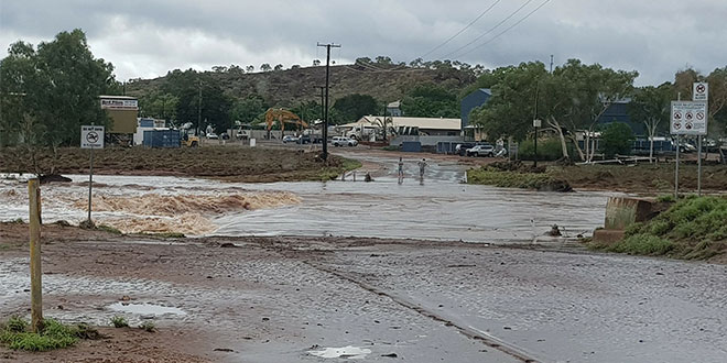 flooding in Mt Isa
