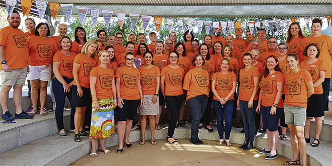 School communities unite against bullying