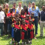 Bishops meet local Papua New Guineans