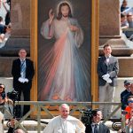 Divine Mercy Sunday in Rome
