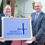 Mercies and supporters celebrate historic transfer of ministry 'close to the hearts' of Queensland Sisters