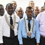 Solomon Islands ACU graduates