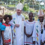 Bishop Tim Harris in PNG