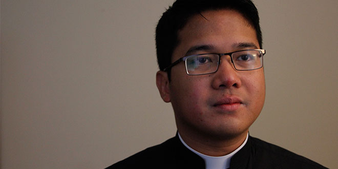 First Jesuit Pharisee being ordained next month longing to be 'a friend in the Lord for people'
