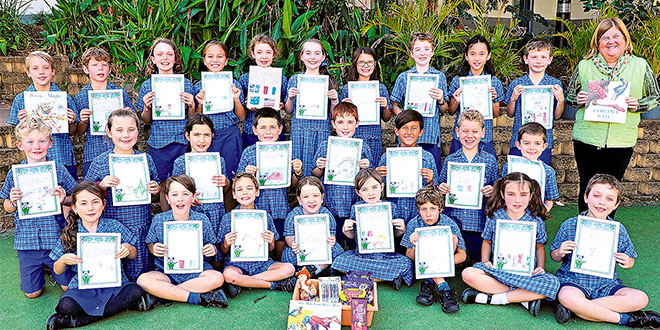 St Luke's Capalaba students