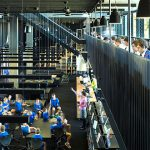Nudgee College library