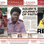 Changes for The Catholic Leader delivery to regional dioceses