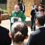 Cardinal Edwin O'Brien asks for prayers to help Pope Francis unify the Church