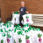 Christmas comes early for Toowoomba's homeless thanks to little boy with a big heart