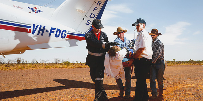 Encouraging people in remote Australia live longer and healthier lives to prevent national crisis