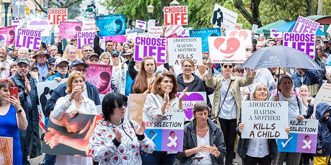 State MPs who voted to legalise abortion have been publicly named and shamed by pro-life group